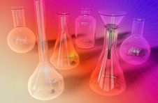 Free Chemical Devices Royalty Free Stock Image - 16419596