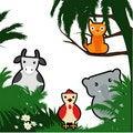 Free Cute Animals Royalty Free Stock Photos - 16427128