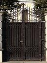 Free Metal Gate Royalty Free Stock Images - 16428329