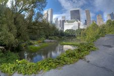Free VIew Of Central Park South Royalty Free Stock Images - 16422609