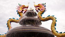 Free Dragon Royalty Free Stock Image - 16422756