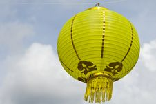 Free Chinese Paper Lantern Stock Photos - 16422973