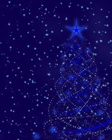 Free Christmas Tree Stock Image - 16423391