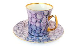 Free Tea Cup And Saucer Royalty Free Stock Photo - 16424565