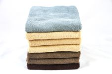 Free Towels Stock Image - 16425081