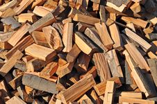 Free Fire Wood. Stock Photos - 16425473