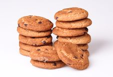 Free Cookies Royalty Free Stock Photography - 16425707