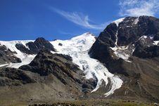 Free Glacier Royalty Free Stock Photography - 16426097
