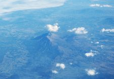 Free View From Airplane. Royalty Free Stock Photography - 16426177