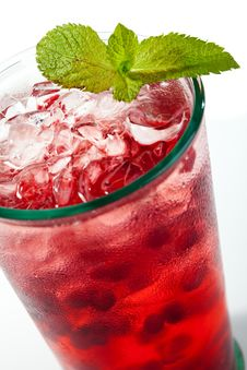 Free Red Cocktail Stock Photos - 16426243