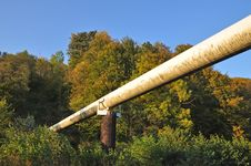 Free The High Pressure  Pipeline. Stock Photography - 16426312