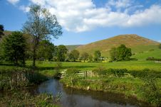 Free Dovedale Royalty Free Stock Image - 16428806