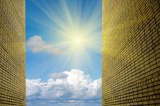 Free Brick Wall Stock Photo - 16429010