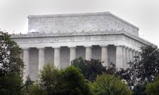Free Lincoln Memorial Stock Photography - 16429532