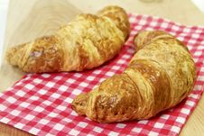 Free French Crescents Royalty Free Stock Images - 16429899