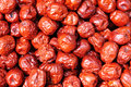 Free Chinese Date Fruits Stock Photo - 16432470