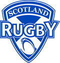 Free Rugby Ball Shield Scotland Stock Photos - 16434083