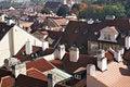 Free Prague Roof Tops Royalty Free Stock Photos - 16434998