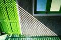 Free Green Door Stock Images - 16435694