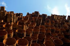 Free Old Pipes Royalty Free Stock Photos - 16430438