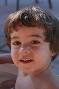Free Toddler Tub Royalty Free Stock Image - 16431126