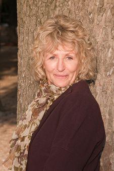 Free Sassy Senior Woman Stock Image - 16431221
