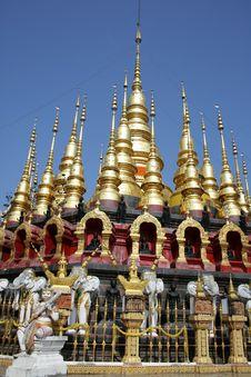 Free Pagoda Stock Photography - 16432512