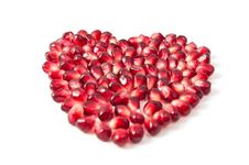 Free Pomegranate Seeds Royalty Free Stock Photos - 16432708