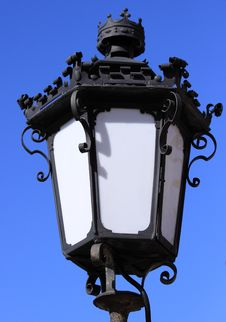 Free Old Lantern. Stock Photos - 16433393