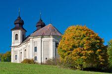 Free Baroque Chapel Stock Image - 16434261