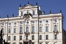 Free Colorful Prague Gothic Castle Stock Photos - 16435043