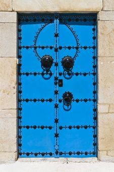 Free Arabic Style Door Stock Images - 16435714