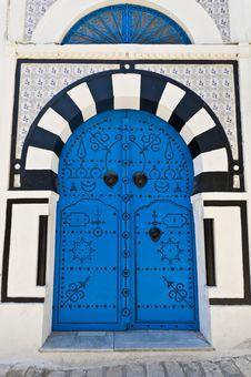 Free Arabic Style Door Stock Photos - 16435753