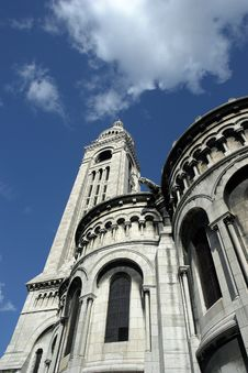 Free Sacre Coeur Tower Royalty Free Stock Images - 16435969