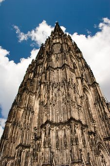 Free Dome Of Cologne, Royalty Free Stock Image - 16436336