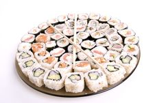 Free Traditional Japanese Food Royalty Free Stock Photo - 16437145