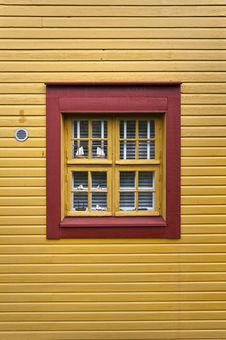 Free Red Window Stock Photos - 16437383