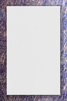 Free Blue Walls, But Base Stock Photography - 16437492