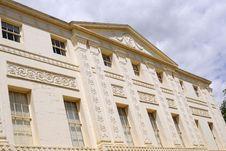Free Windows Of Kenwood House From London Uk Stock Photography - 16437552