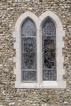 Free Religious Window Stock Photo - 16438160
