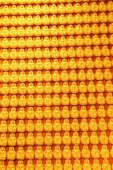 Free Golden Buddha Stock Images - 16438404