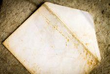 Free Vintage Envelope Stock Photo - 16438440