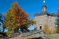 Free Baroque Chapel Stock Photos - 16439843