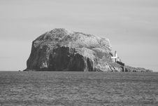 Free Bass Rock Stock Photography - 16439952