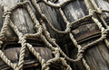 Free Rope On Post Stock Images - 16440774