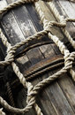 Free Rope On Post Stock Photo - 16440780