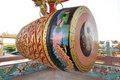 Free Big Old Chinese Drum Royalty Free Stock Photos - 16441418