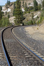 Free Curved Tracks Stock Photography - 16447522