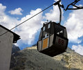 Free Cable Car Royalty Free Stock Photo - 16449615