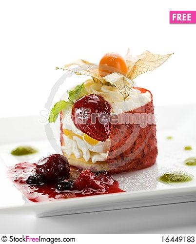 Free Cheesecake Stock Photos - 16449183